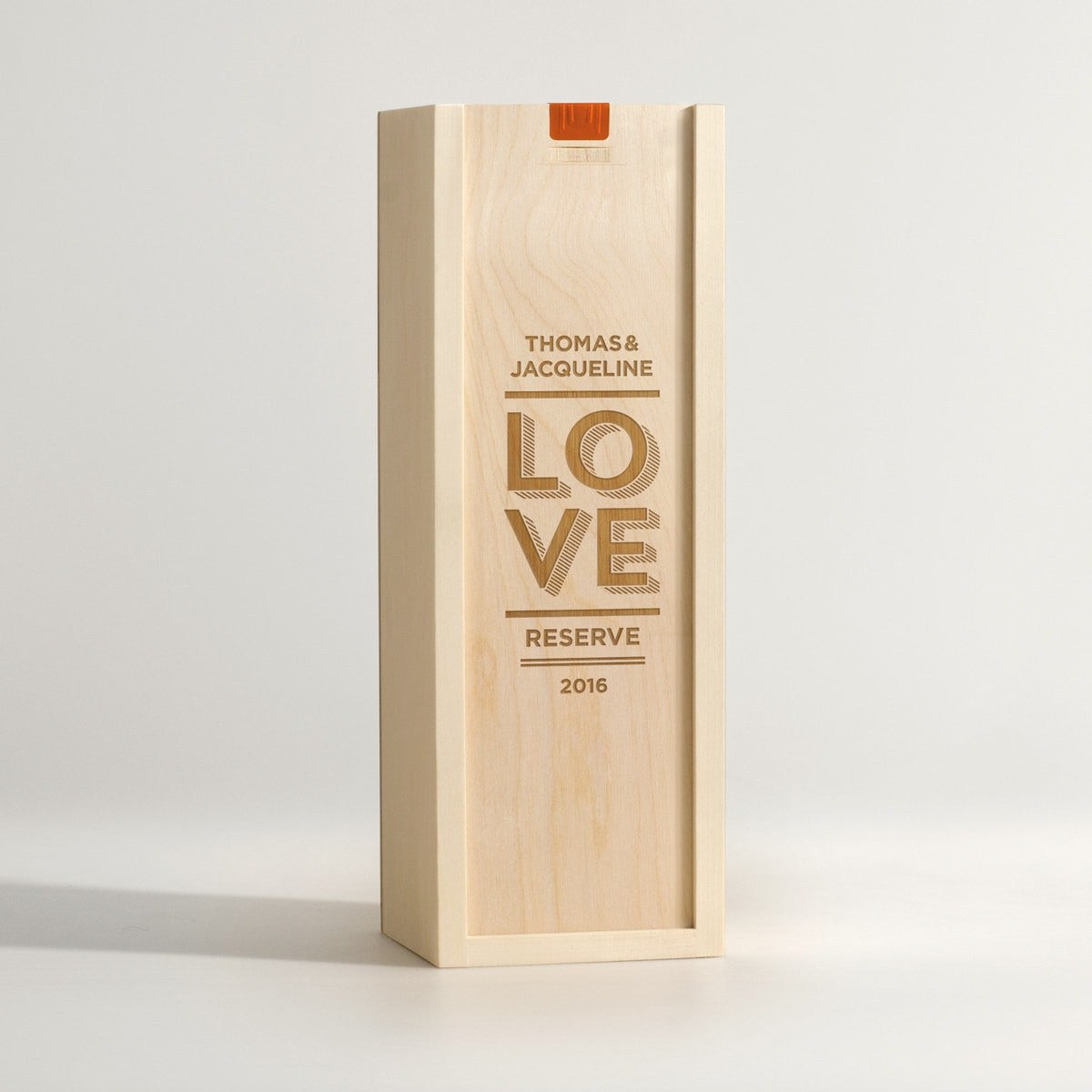 Modern Love Reserve - Wine Box - Main Image