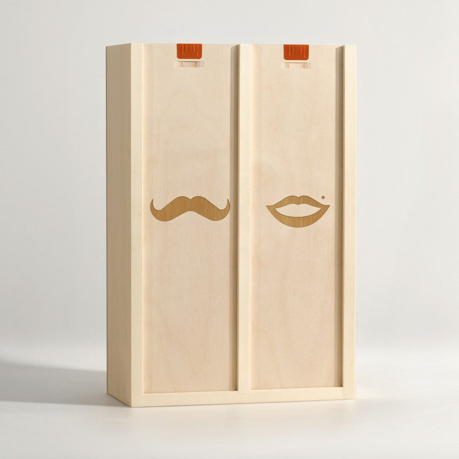Mouth To Mouth - Wine Box - Main Image