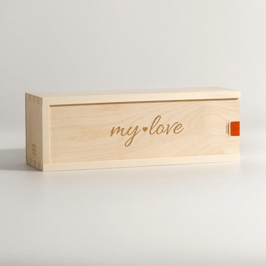 My Love - Wine Box - Main Image