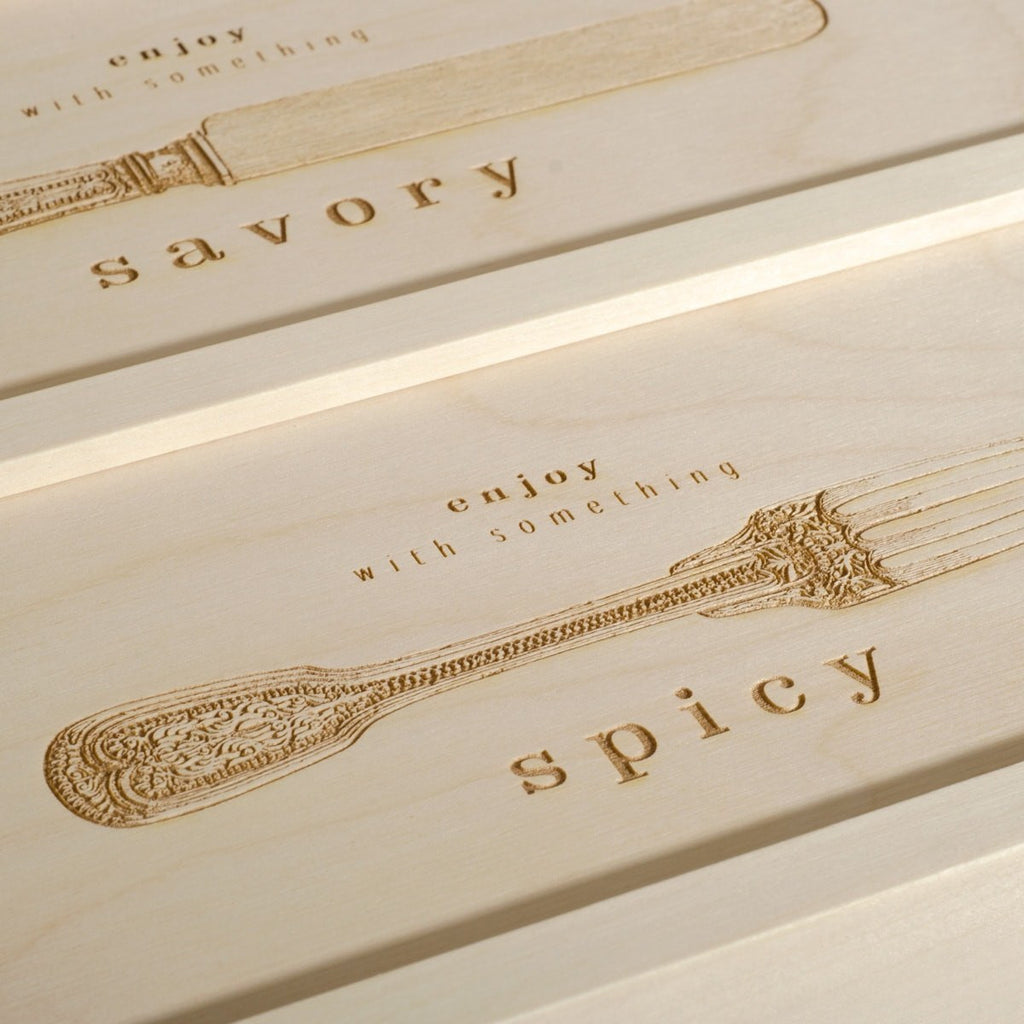 Sweet and Savory - Foodie Wine Box - Detail Image 1