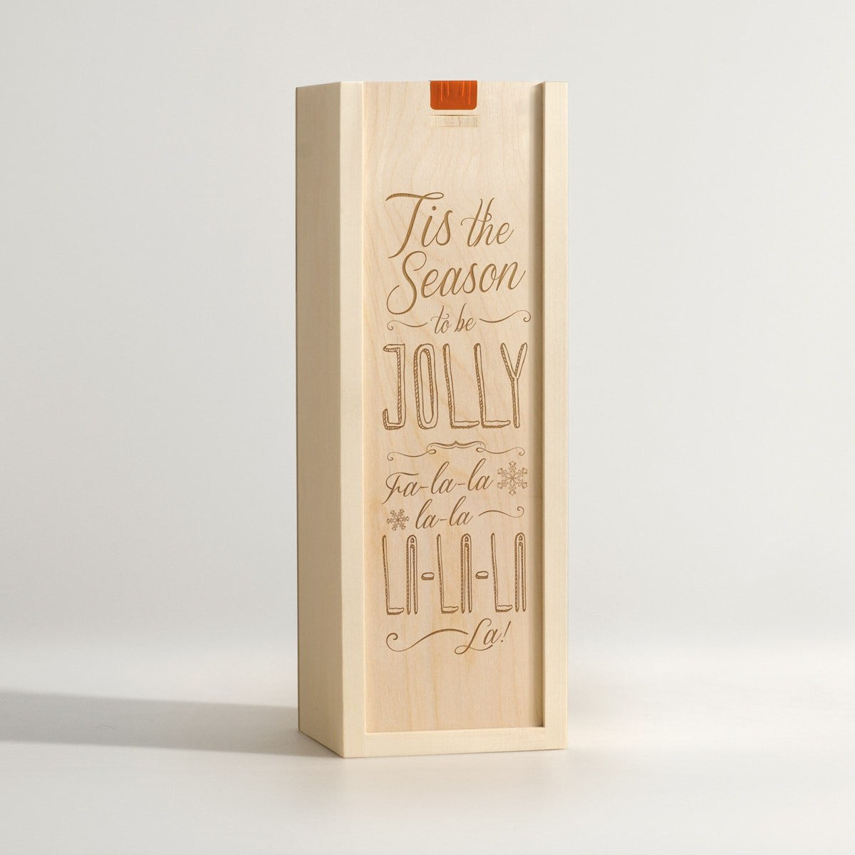 Tis The Season - Christmas Wine Box - Main Image