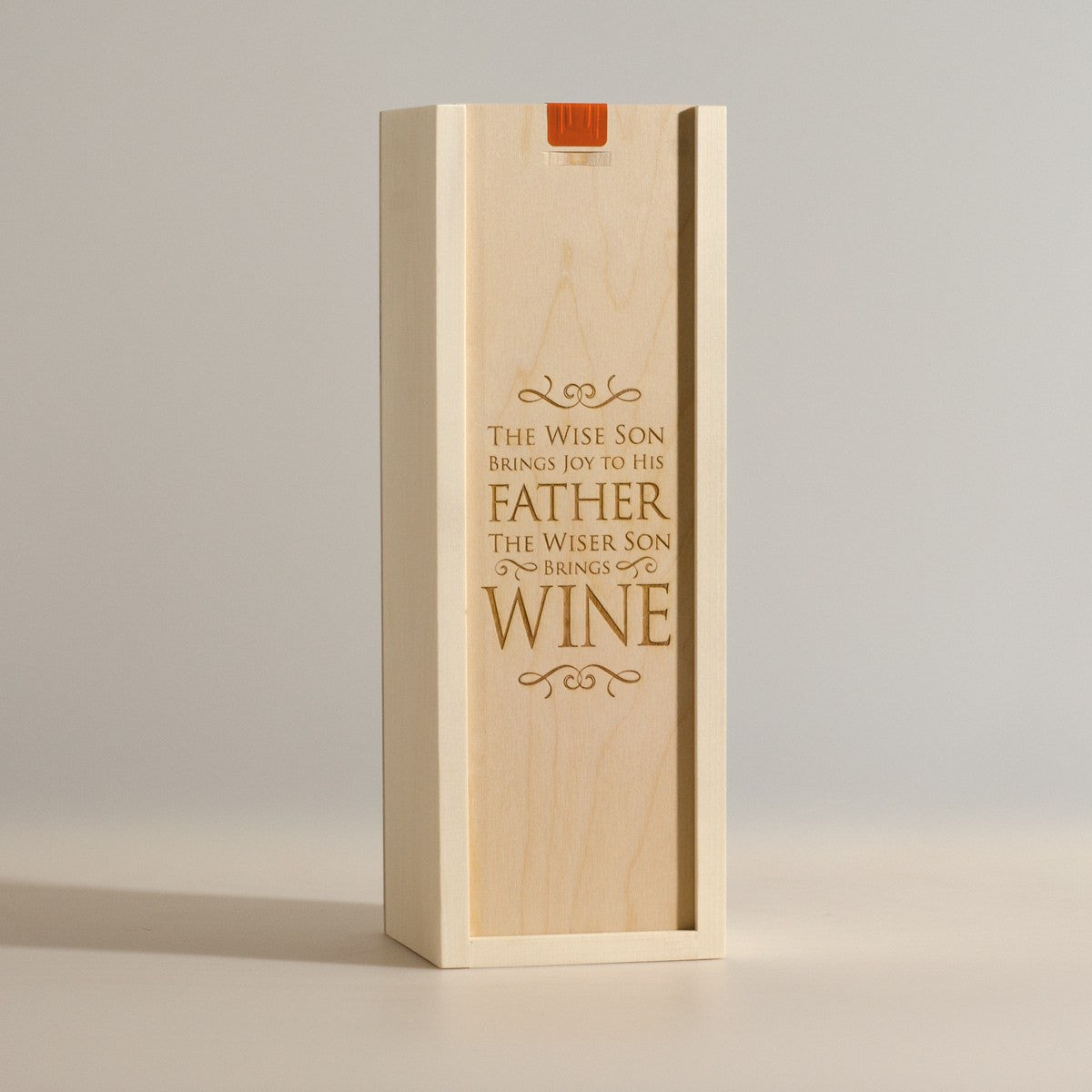 Wise Son - Wine Box for Dad - Main Image