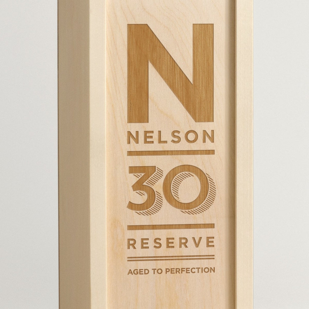Years In Reserve - Wine Box - Detail Image