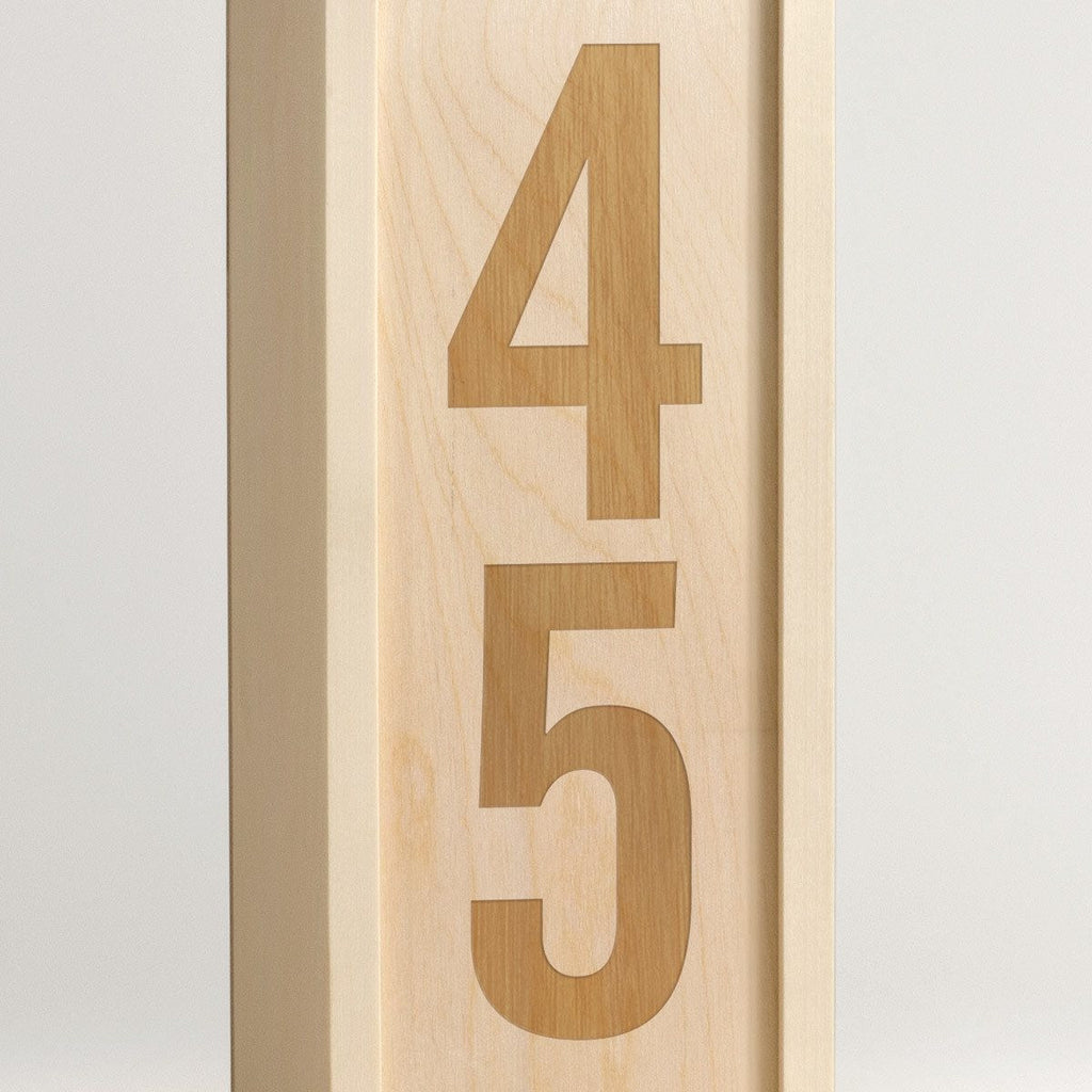 Classic Digits - Wine Box - Detail Image 1