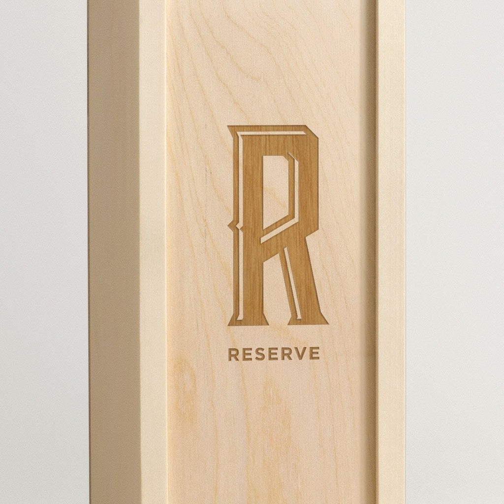Mono Industrial - Monogram Wine Box - Detail Image
