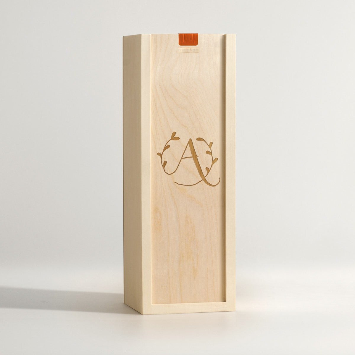 Mono Organic - Monogram Wine Box - Main Image