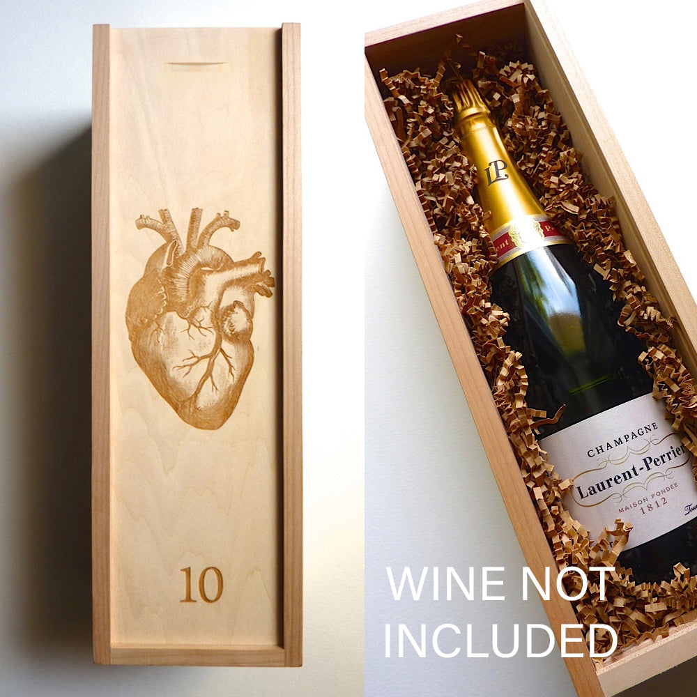16-pack - Discount Custom 1-Bottle Wine Box