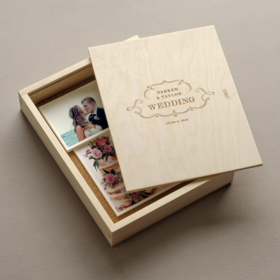 Keepsake Photo Box - The Decorator