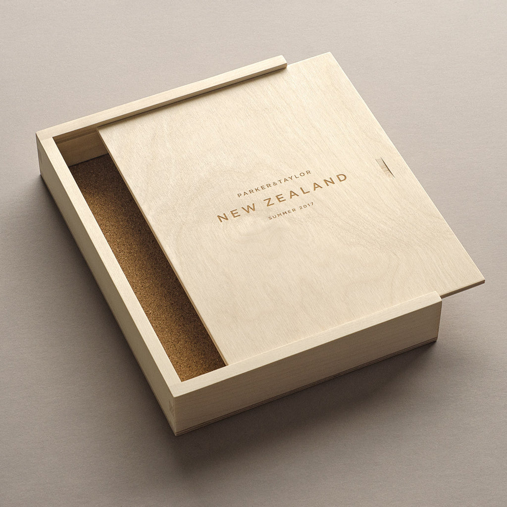 Keepsake Photo Box - The Director