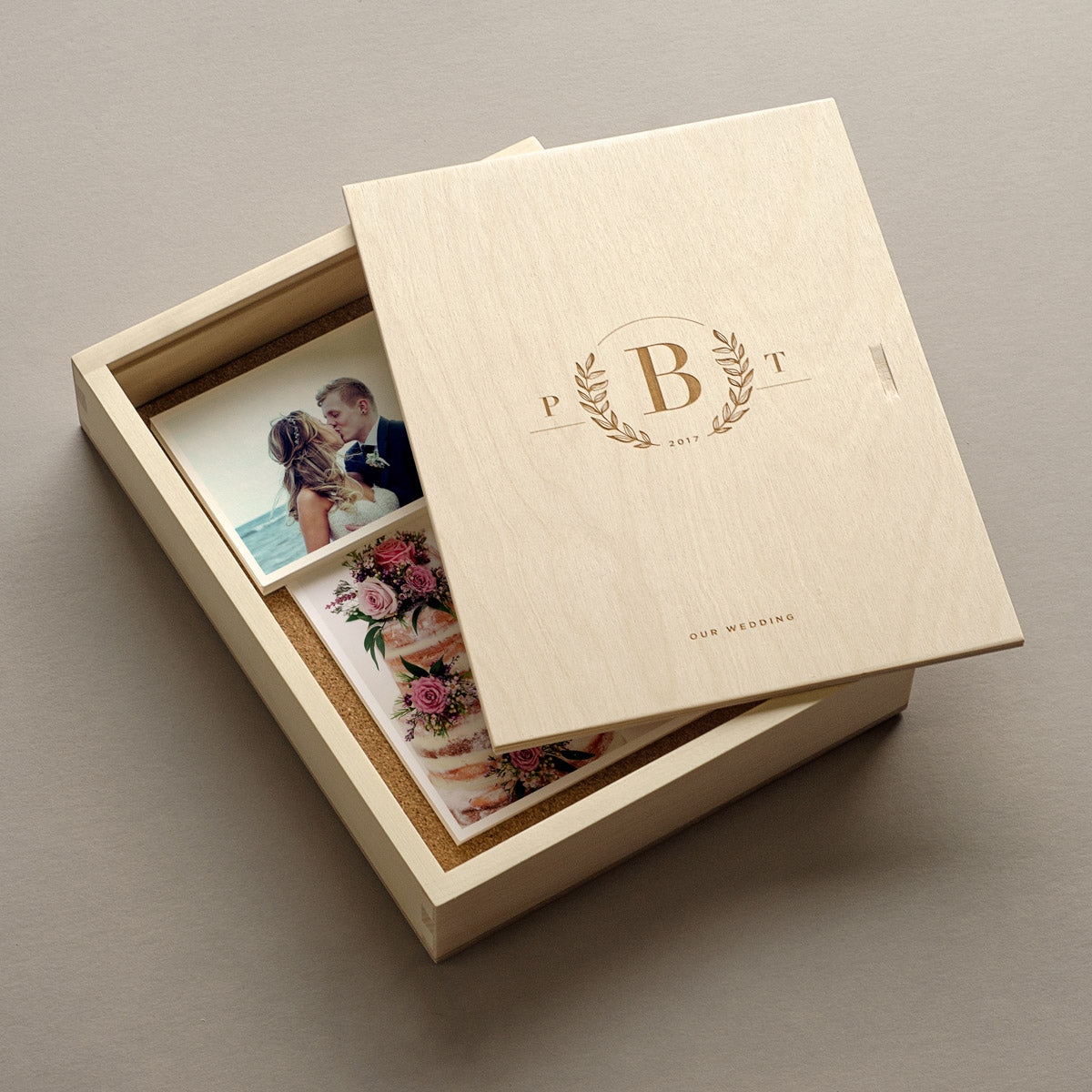 Keepsake Photo Box - The Producer
