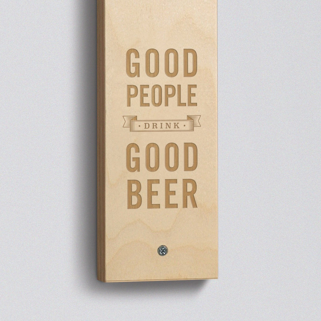 Good People - Bottle Opener - Detail Image 1