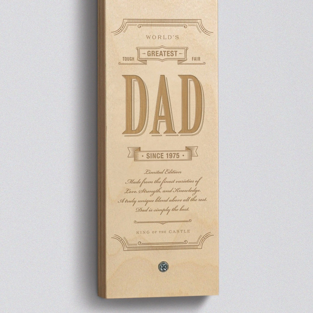 Greatest Dad - Bottle Opener - Detail Image 1