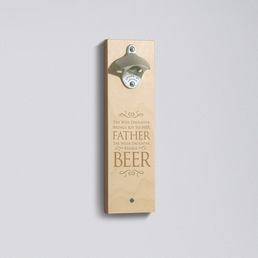 Wise Daughter - Bottle Opener - Main Image