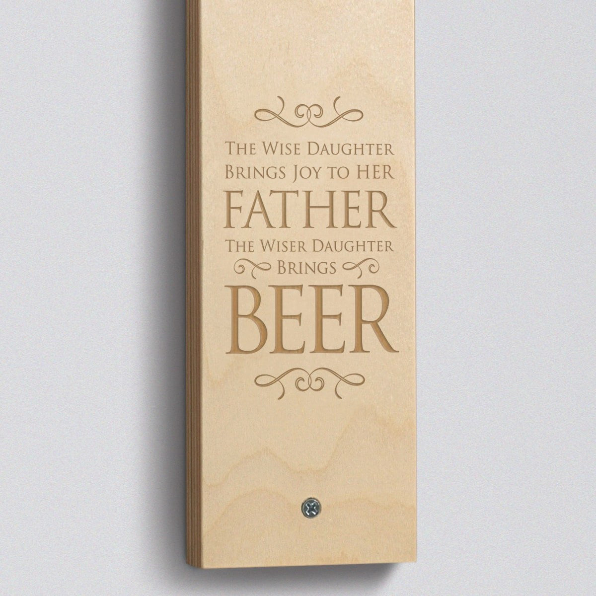 Wise Daughter - Bottle Opener - Detail Image 1