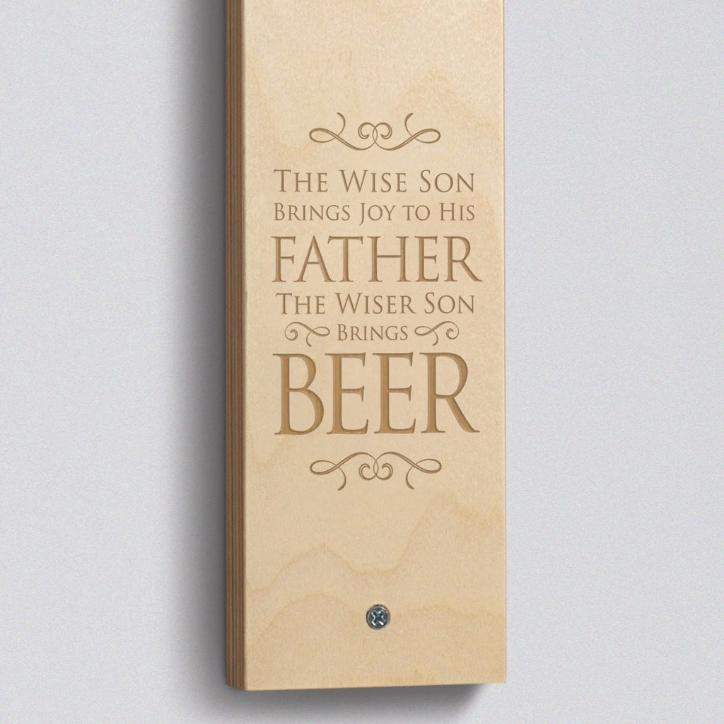 Wise Son - Bottle Opener - Detail Image 1