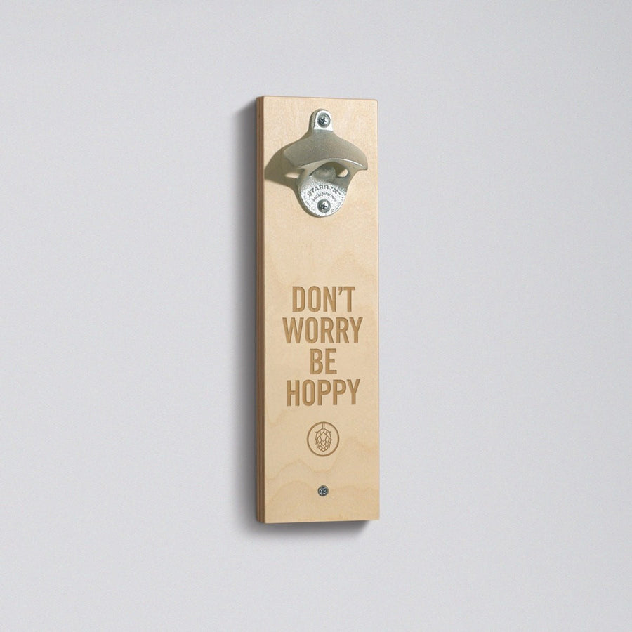 Be Hoppy - Bottle Opener - Main Image