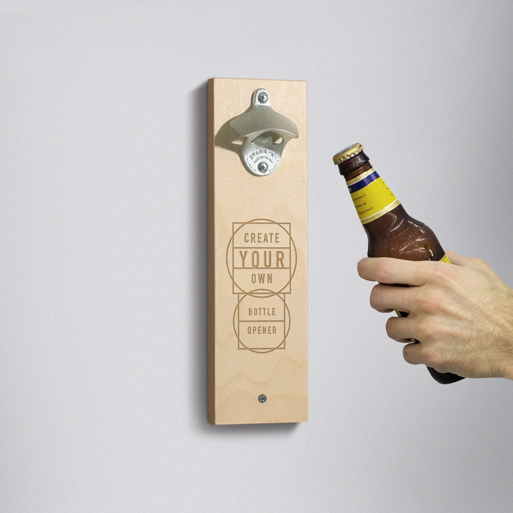 Custom Bottle Opener - Detail Image 1