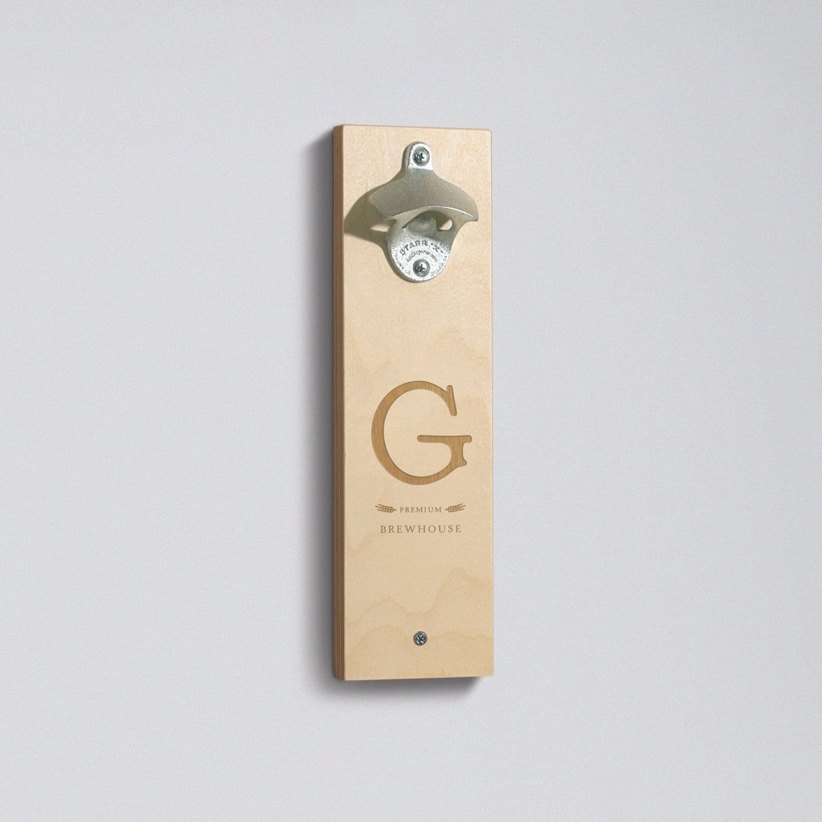 Mono Vintage Bottle Opener - Main Image