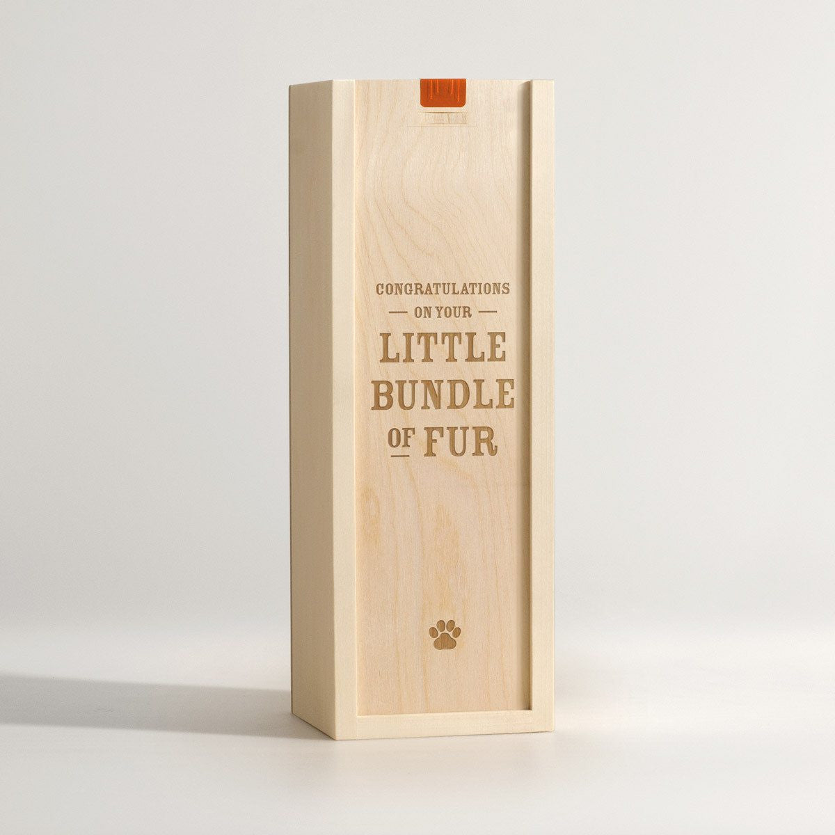 Bundle Of Fur - Pet Lover Wine Box - Main Image