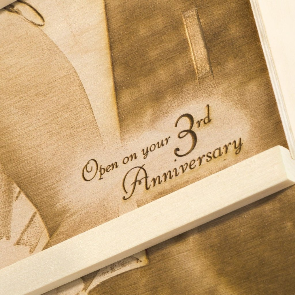Photo Box Anniversary Wine Box - Detail Image 8