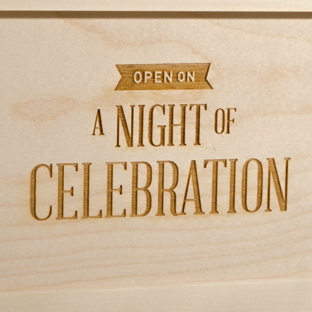 Three Nights Wedding Wine Box - Detail Image 1