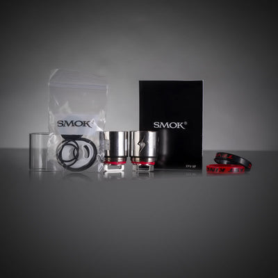 SMOK TFV12, box contents