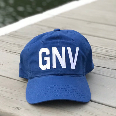 GNV - Gainesville, FL Blue Aviate Adjustable Baseball Hat