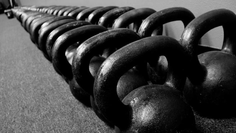 20 Mins Is All It Takes: 26 Kettlebell Workouts