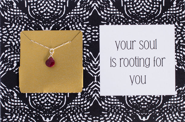 Your soul is rooting for you - A52