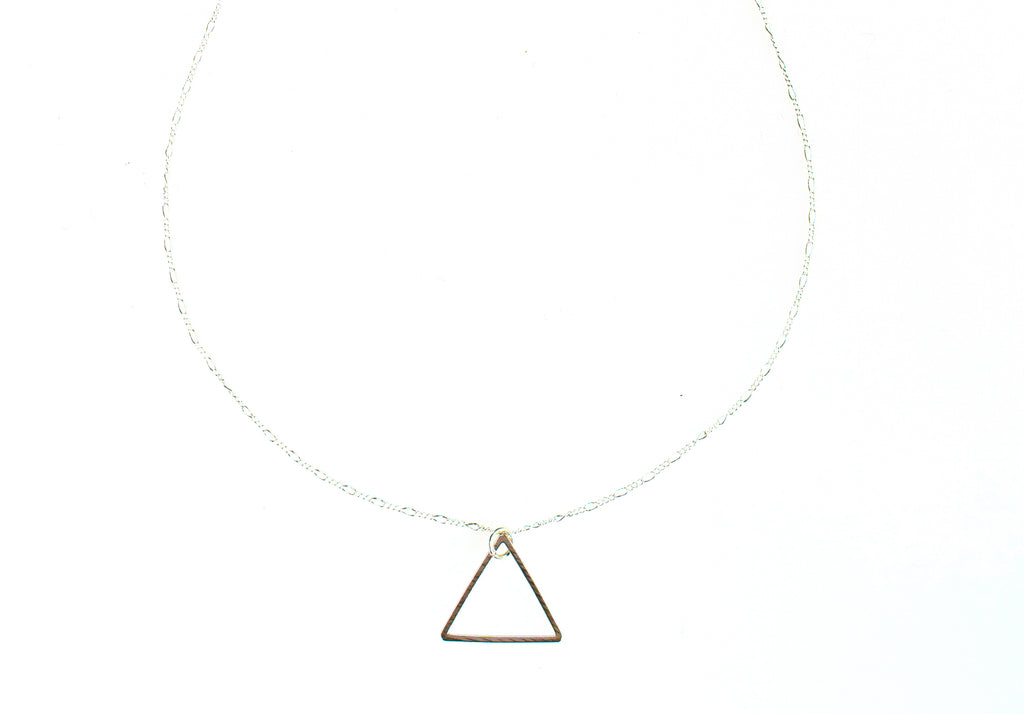 No on is you and that is your power. Silver triangle