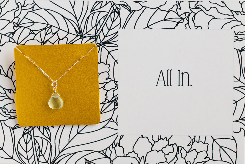 All In - Necklace A43