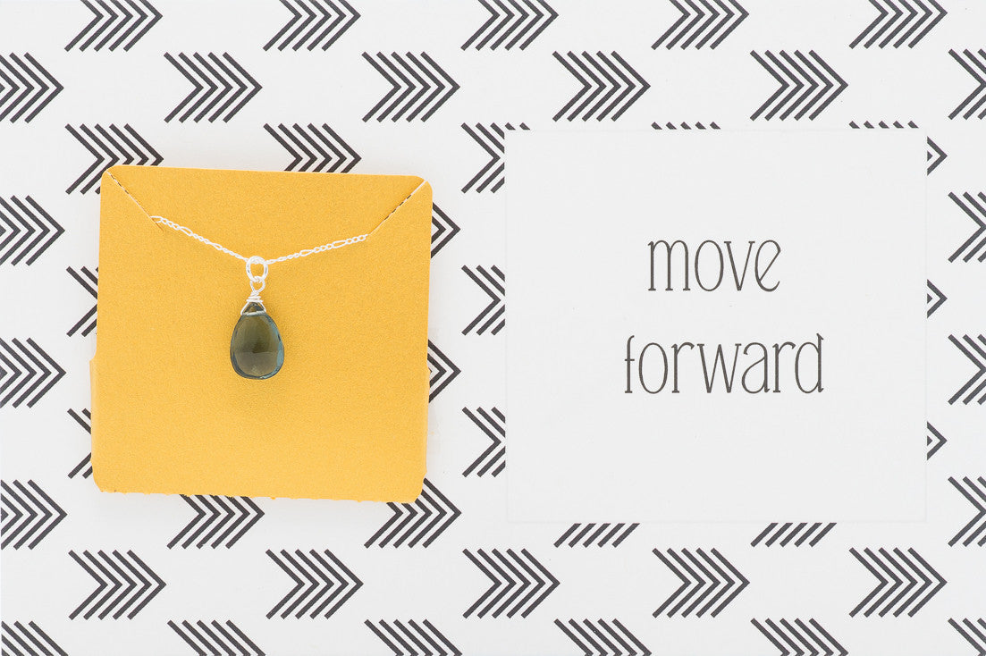 Move Forward - Necklace A27