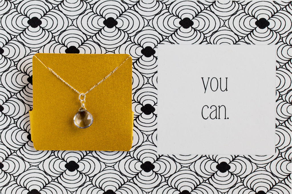 You Can - Necklace A07