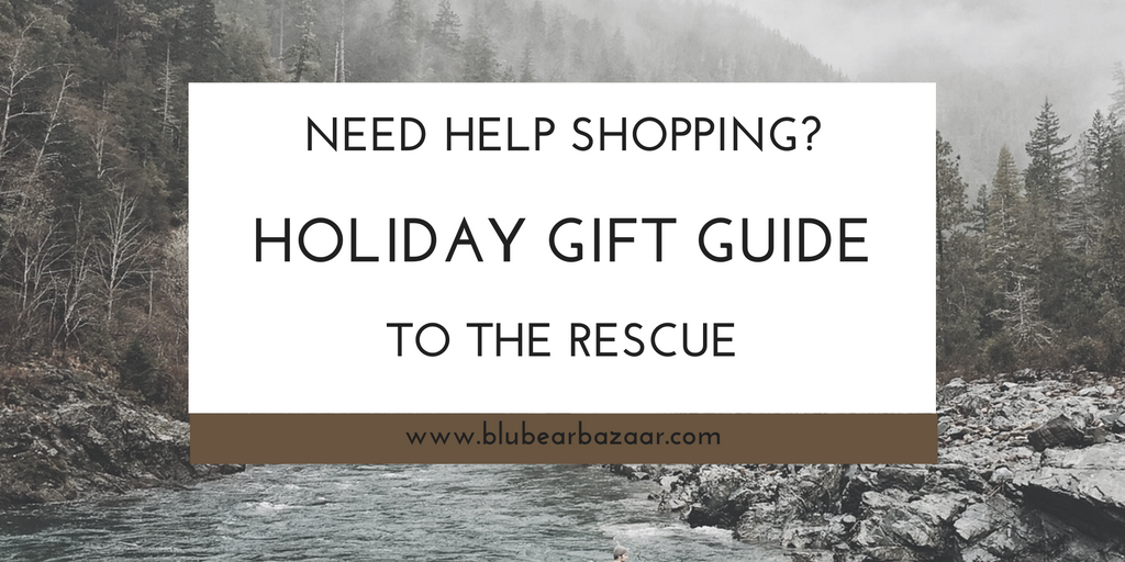 A Holiday Gift Guide For You!