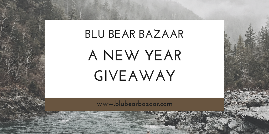 A New Year Giveaway!