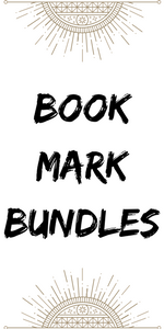 Bookmark Bundles (up to 3 bookmarks)-Bookmark Bundles-Blu Bear Bazaar