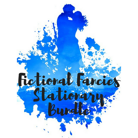 Fictional Fancies Stationary Bundle Preorder-Stationary Bundles-Blu Bear Bazaar