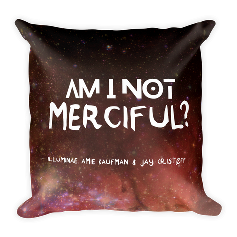 Illuminae/Gemina Double Sided Pillow-Pillow-Blu Bear Bazaar
