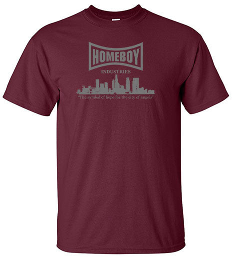 Homeboy City Logo Tee shirt
