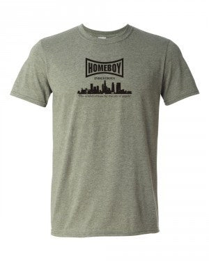 Soft Style Homeboy Tees City Logo