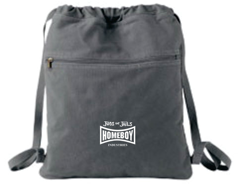 Canvas Cinch Sack