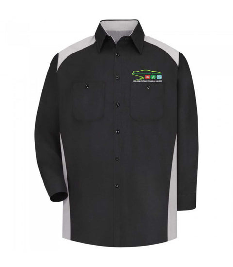 LATTC Automotive Shirt Long Sleeve
