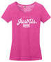 Just US Ladies Lace Tee (SPECIAL PRICE)