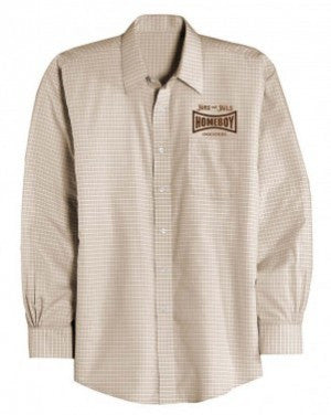 Non-Iron Homeboy Button-Down