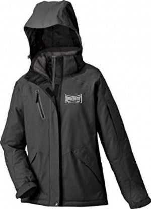 Sherpa Fleece Lined Seam-Sealed Jacket