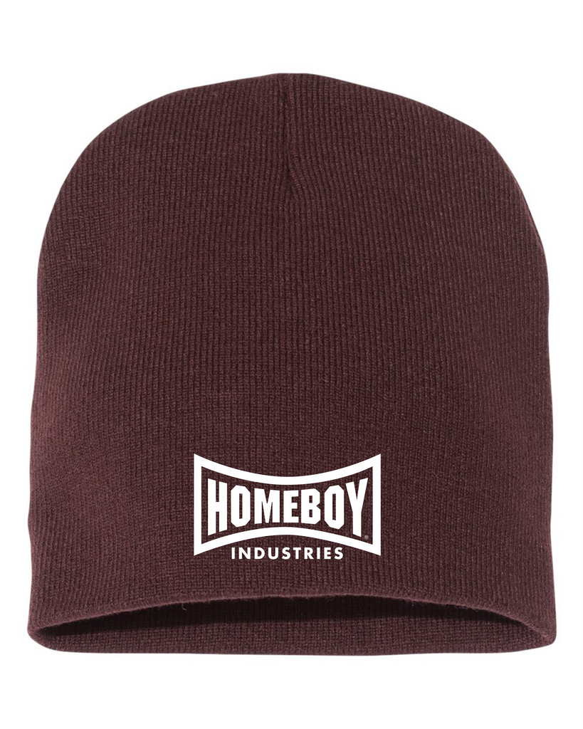 Homeboy Beanie New logo