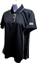 Sport-Tek® Ladies Dri-Mesh® Polo with Tipped Collar and Piping