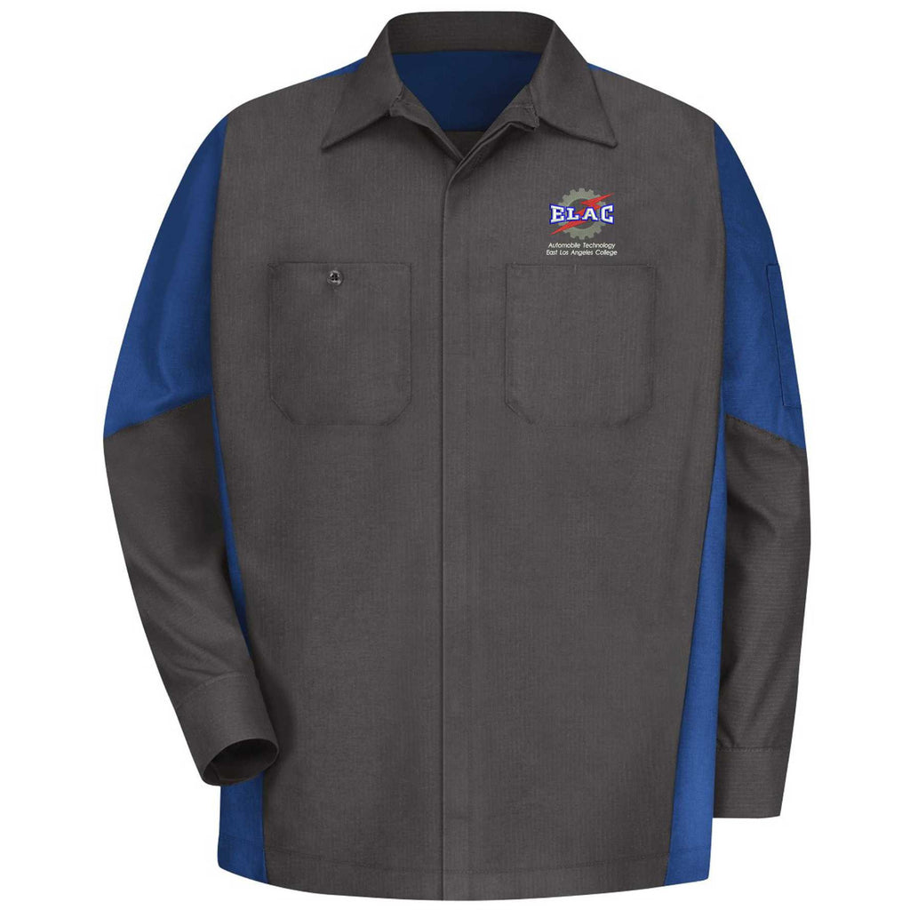 ELAC College Automotive Long Sleeve Shirt