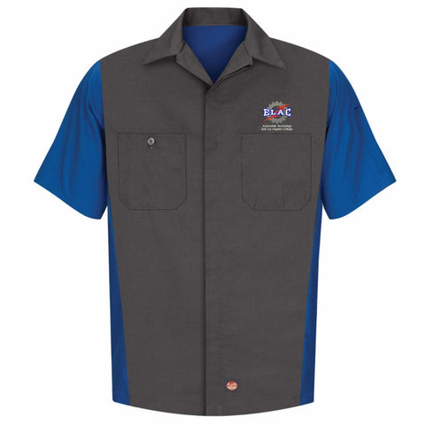 ELAC College Automotive Short Sleeve Shirt