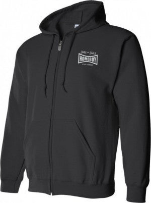 Homeboy Full-zip Hooded Sweatshirt
